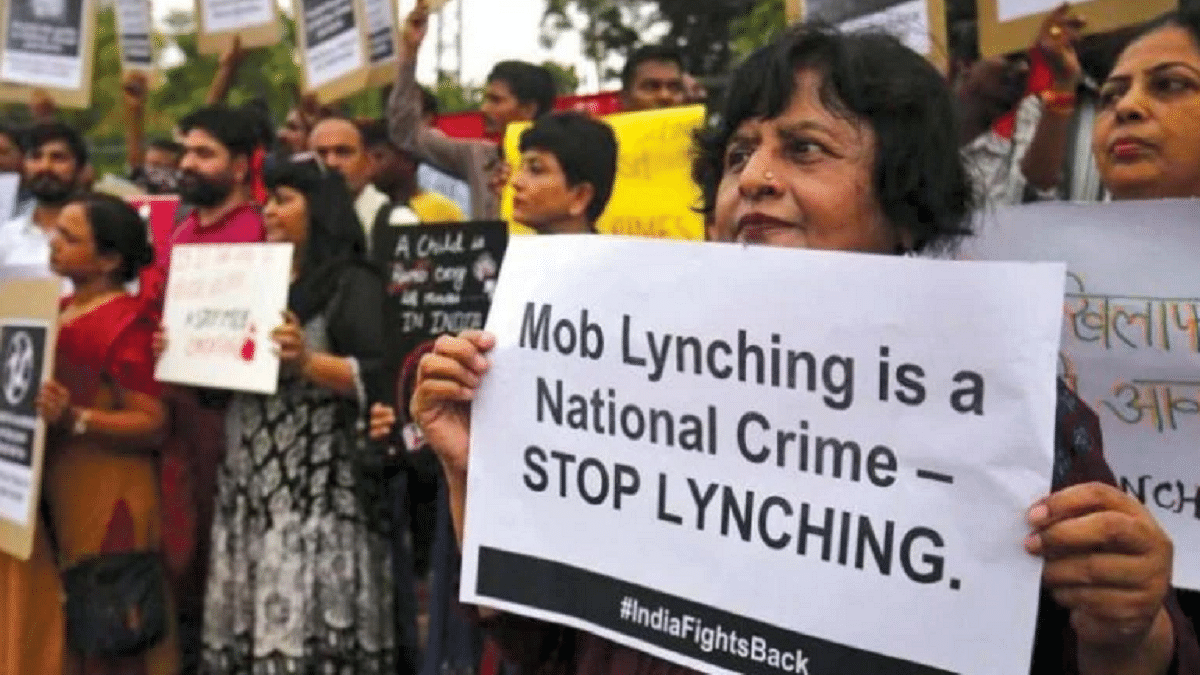 Anti-Lynching Bills passed by Rajasthan &  Manipur still waiting for Presidential  assent