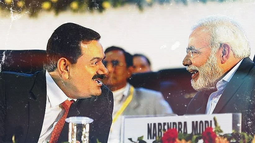 Modi govt tweaked rules to favour  Adani in submarine project worth ₹45,000 crore, alleges Congress