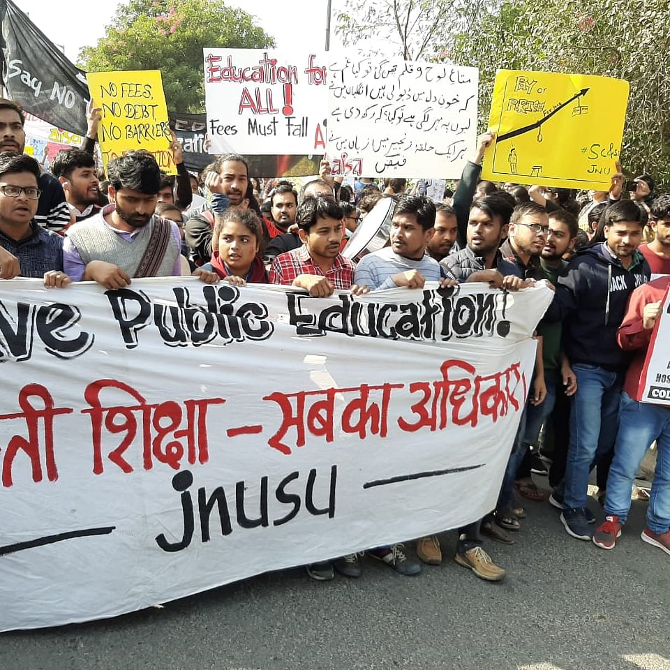Education is no commodity and public universities are not cash cows: Voices from JNU