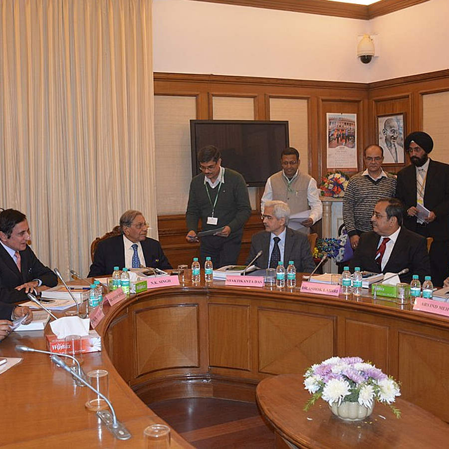 15th Finance Commission (file photo)