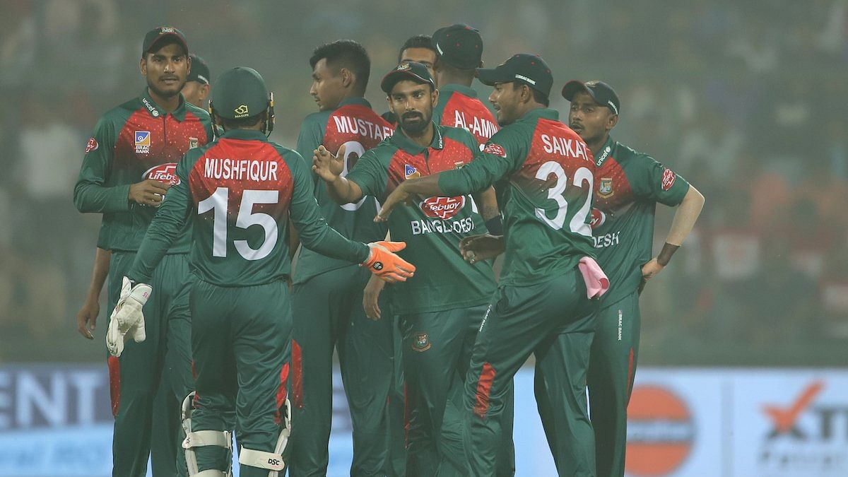 Bangladesh beat India by seven wickets in series opener