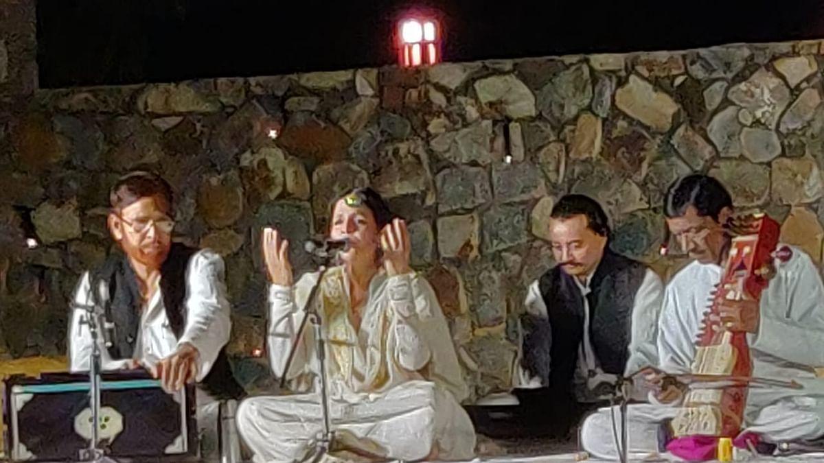 Sufiana melodies light up evening at Sunder Nursery in Delhi