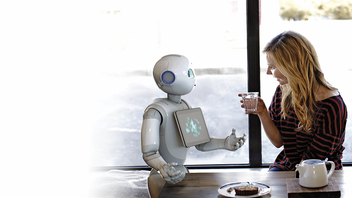Book review: Talking about robots, not quite talking to robots