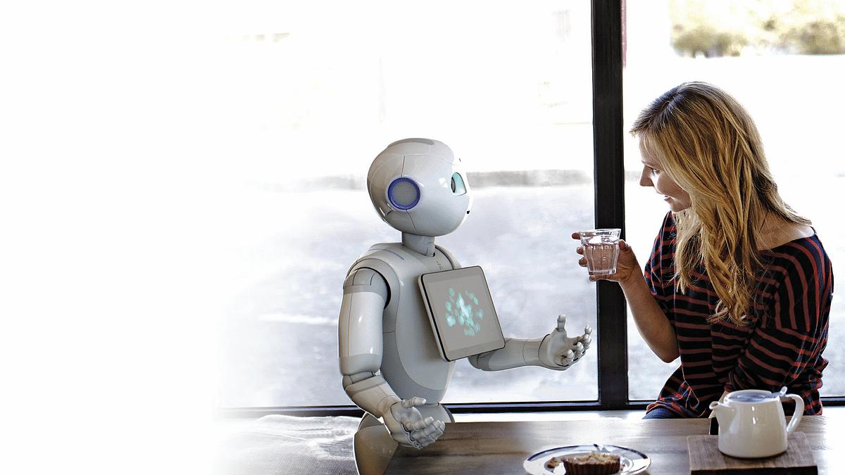 Indian-origin scientist developing robots to do tough tasks