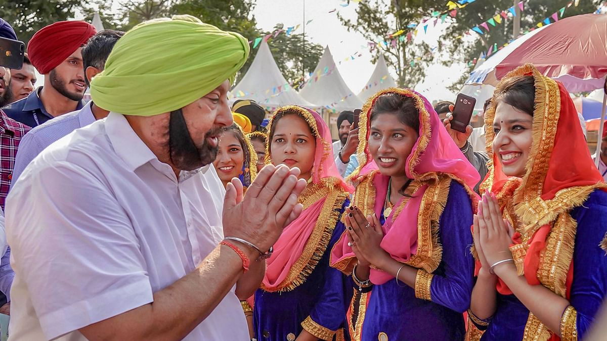 November 5: Delhi and beyond, in pictures