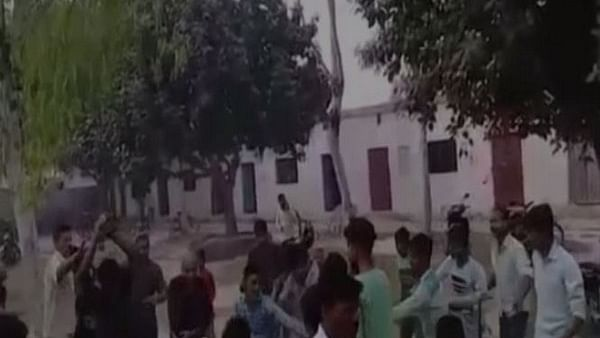 WATCH: Students thrash teacher in UP for objecting to misbehaviour