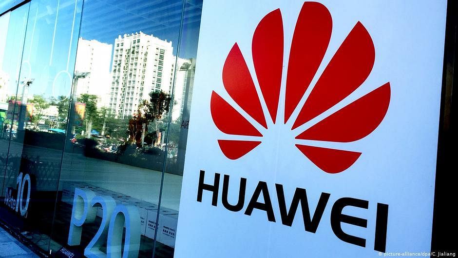 China says US damaging global trade with Huawei sanctions