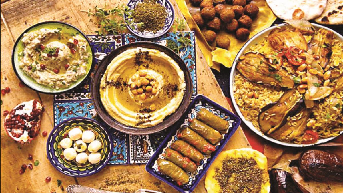 Thinking beyond falafel and hummus
