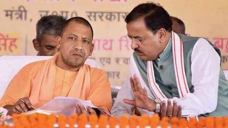 UP chief minister and his Deputy fling corruption charges at each other