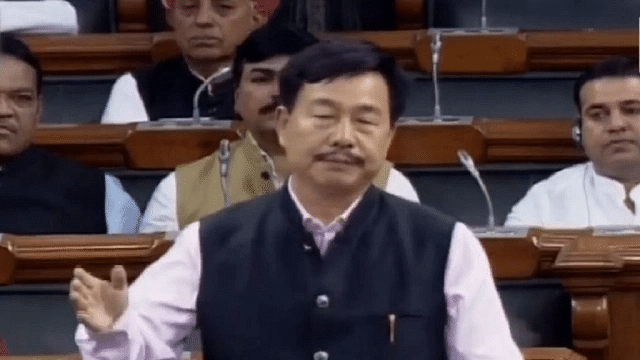 Please don't allow next Doklam in Arunachal, says BJP MP Tapir Gao