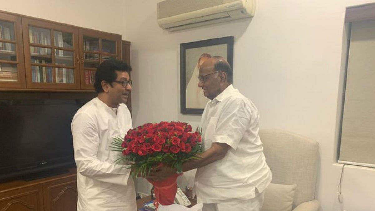 Shiv Sena exploring options to form govt with NCP, MNS chief Raj Thackeray met Sharad Pawar