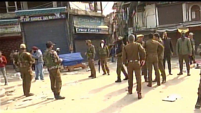 Jammu and Kashmir: One dead, 15 injured in a grenade attack in Srinagar