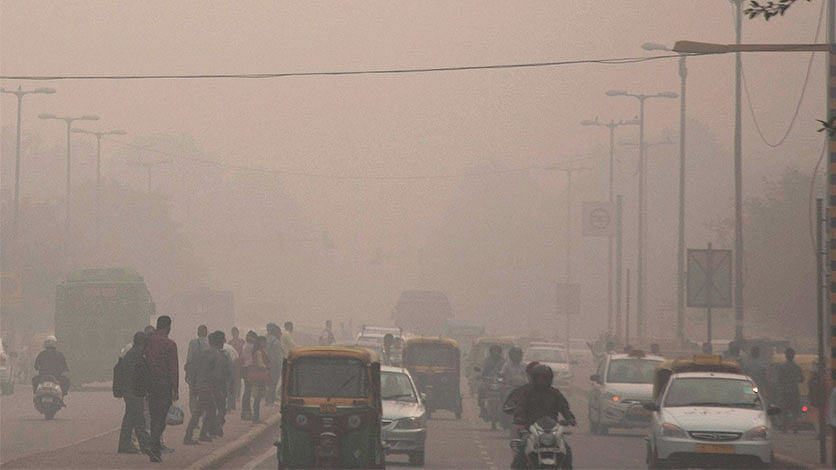 Chief Ministers urge Centre to convene urgent meeting over air pollution in Delhi-NCR