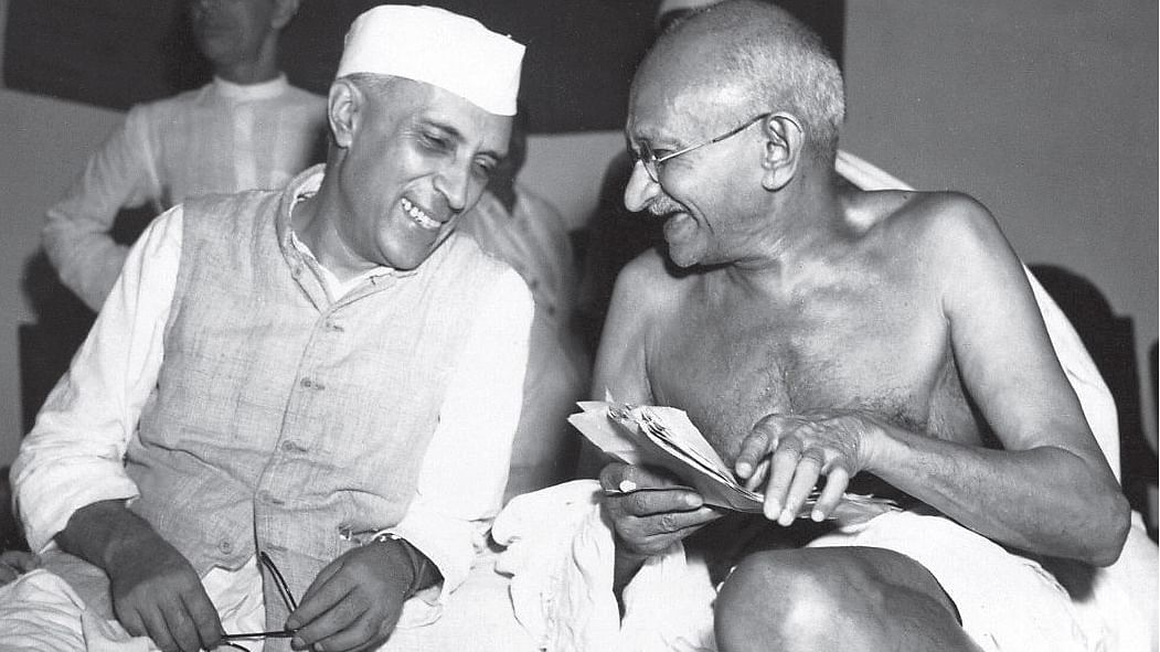 Gandhi & Nehru: poles apart but they transformed each other and the freedom struggle