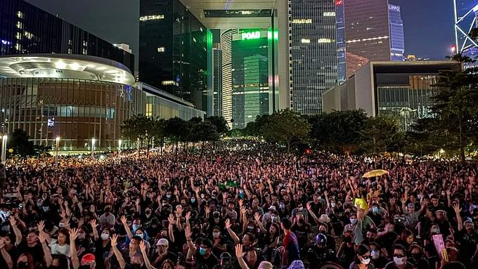 Hong Kong verdict is a setback for Chinese President; Democracy movement supporters get a big boost
