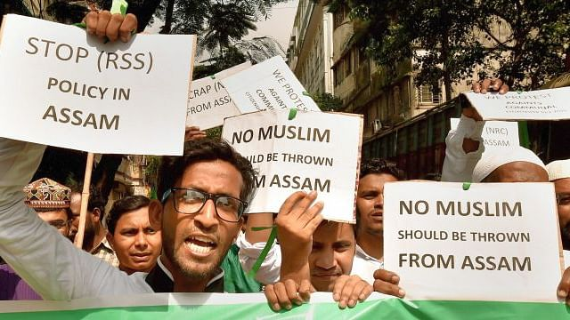 Congress, AASU against scrapping of Assam NRC, confusion reigns in state