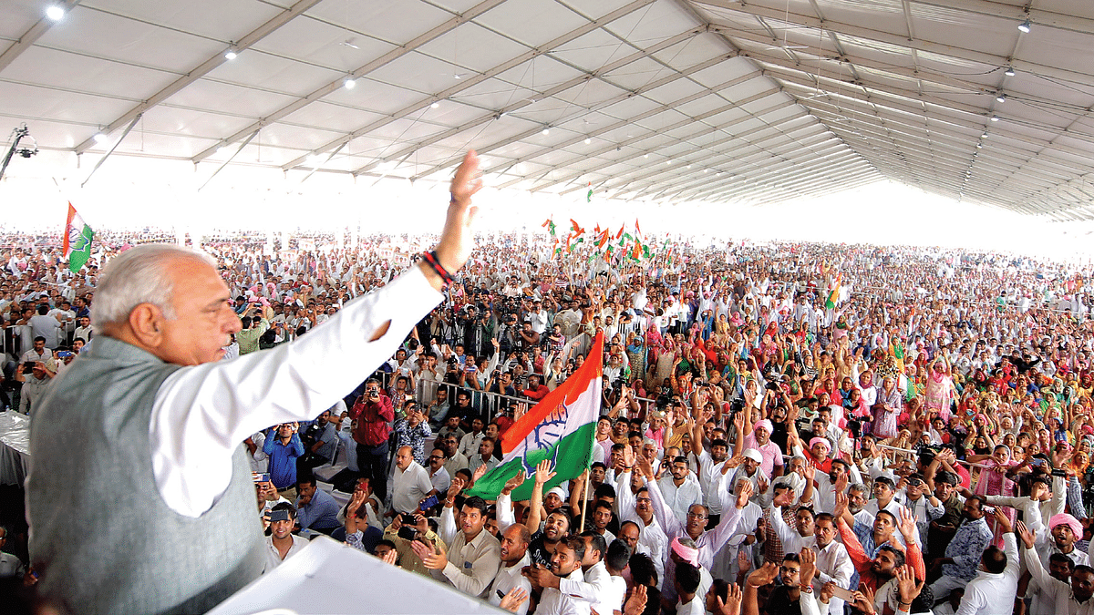 Bhupinder Singh Hooda:The man who came out of the cold
