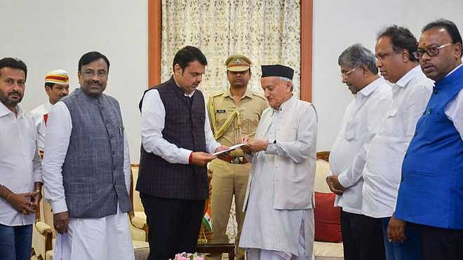 Maharashtra Governor asks BJP to 'indicate willingness' to form govt