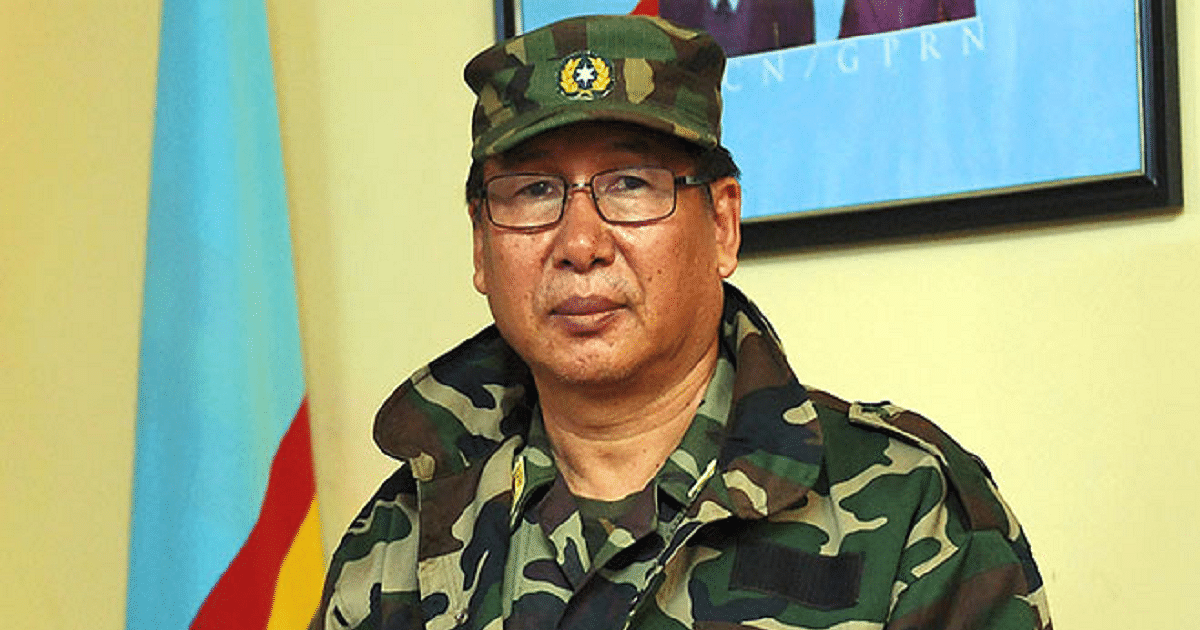 Former NSCN(IM) Commander-in-Chief And Associates Slip