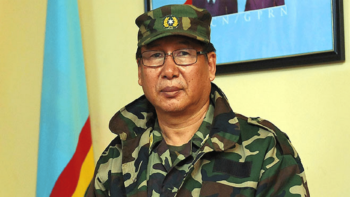 Former NSCN(IM) Commander-in-Chief and associates slip into China