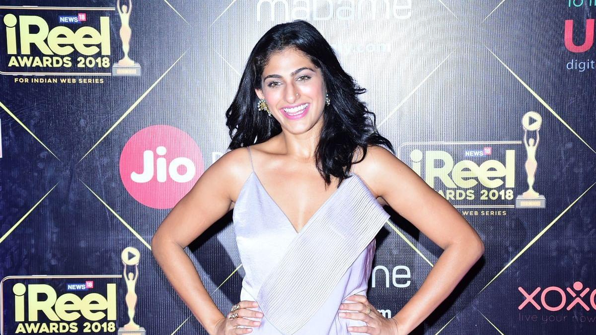 Kubbra Sait makes debut as voice artiste