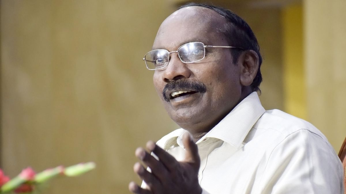 ISRO Chief K Sivan (IANS-File)