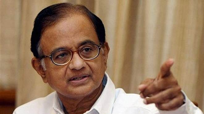 Govts imposing taxes in times of distress 'cruel': P Chidambaram