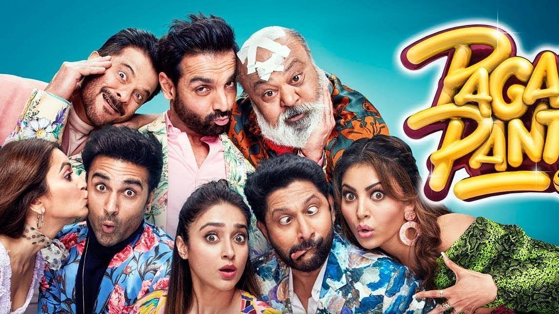 'Pagalpanti' is sheer madness