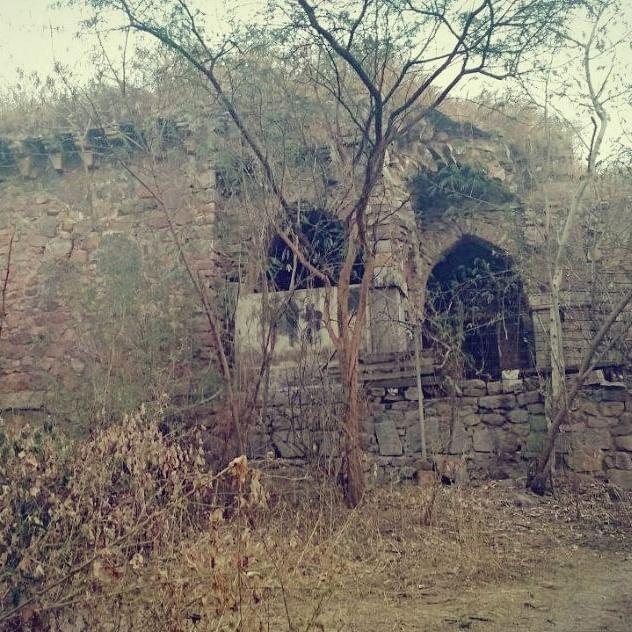 Malcha Mahal (Photo courtesy: Social media)