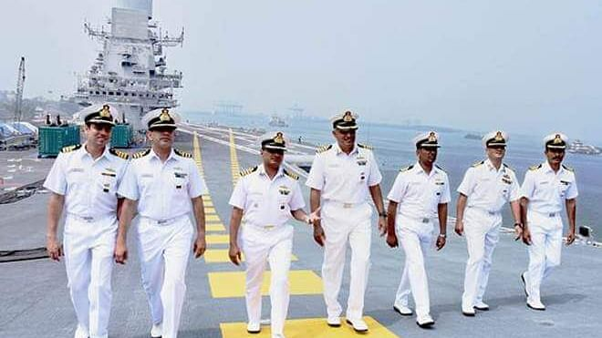 Navy's fund allocation slashed, Navy chief flags concern