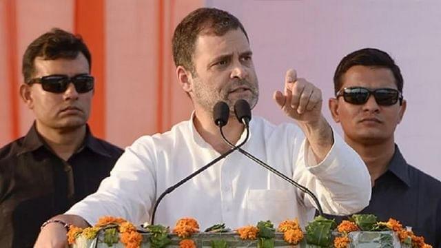 Rahul Gandhi to address rally in Jharkhand's Simdega Today