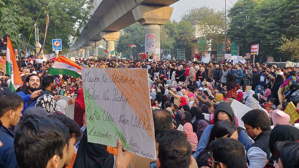 Neither the Govt nor protesters confused about Amit Shah's intent: calling the Govt's bluff