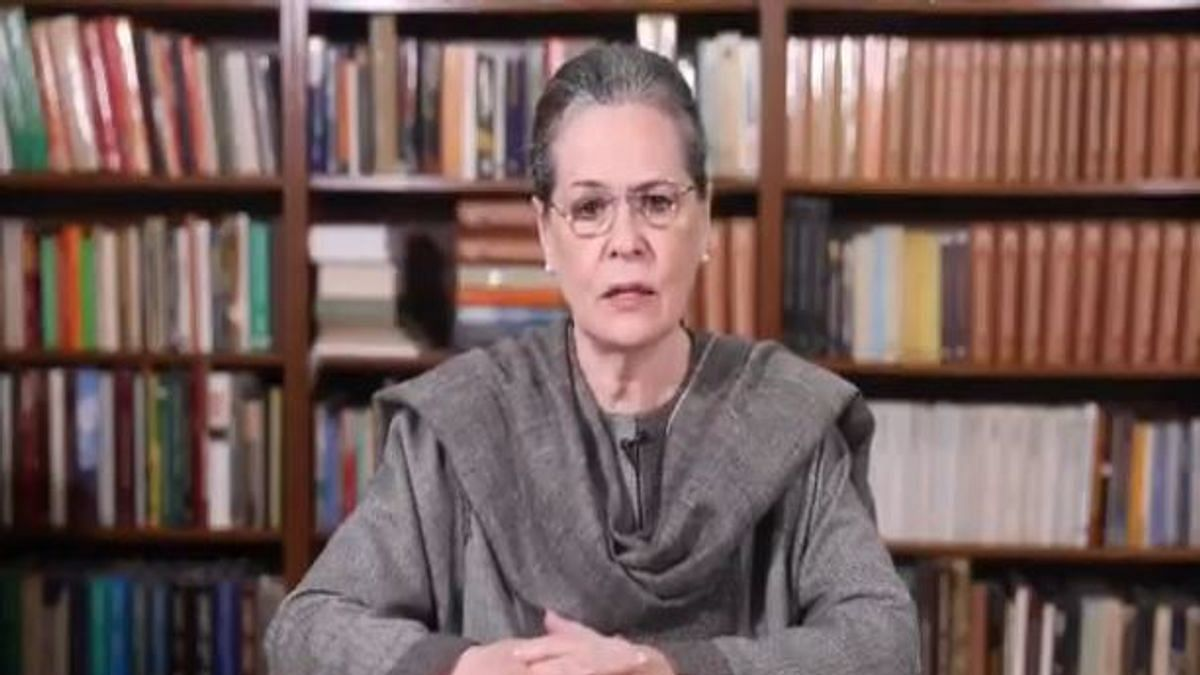 LIVE News Updates: BJP govt has shown utter disregard for people's voices, says Sonia Gandhi