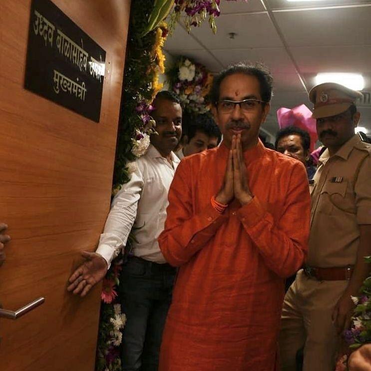Maharashtra Chief Minister Uddhav Thackeray (Photo courtesy: Social media)