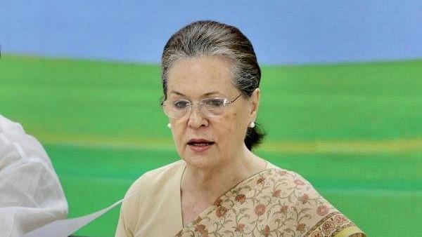 Constitutional values under threat, says Sonia Gandhi
