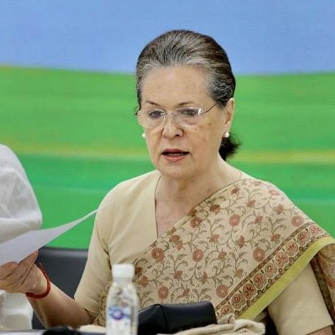 Congress chief Sonia Gandhi (File Photo)
