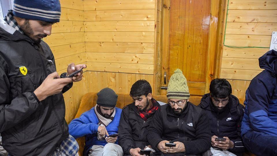 Mobile Internet services restored in Kargil after 145 days