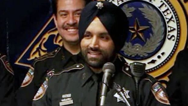 File photo of Deputy Sandeep Singh Dhaliwal (Photo courtesy: Twitter)