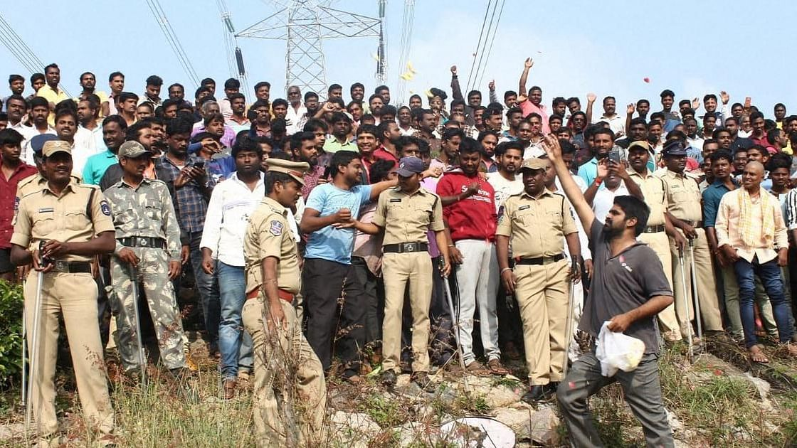Hyderabad encounter: For and against posts flood social media