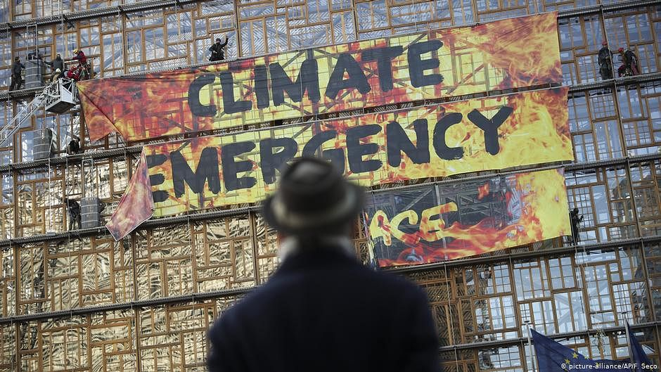 Impact of climate change as apocalyptic as COVID, but our leaders just don't seem to get it