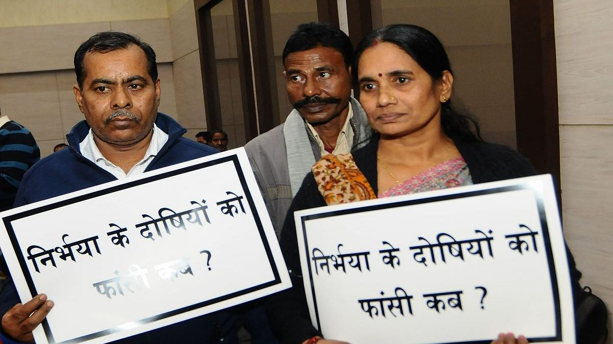 Nirbhaya case: Delhi court reserves order on death row convicts' plea