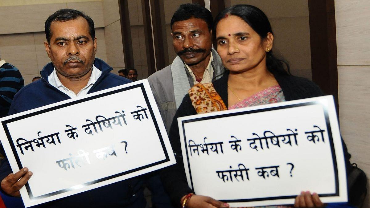 Nirbhaya's parents Badri Singh and Asha Devi (Photo Courtesy: Social Media)