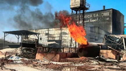 Indians among 23 killed in factory fire in Sudan