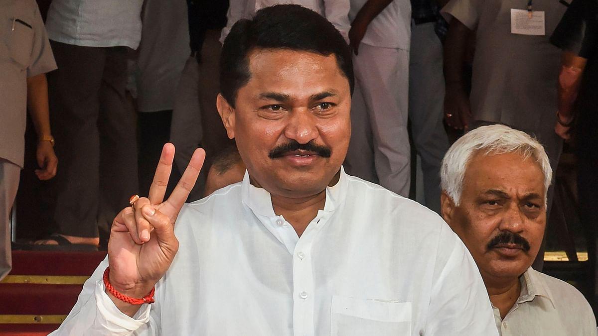 Maharashtra Congress president Nana Patole (File photo)