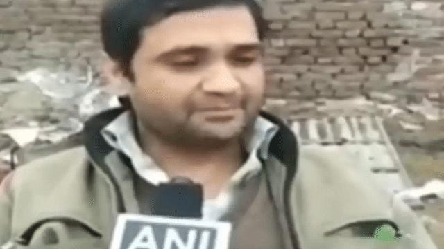 BJP leader thrashed while explaining CAA, NRC in UP's Amroha