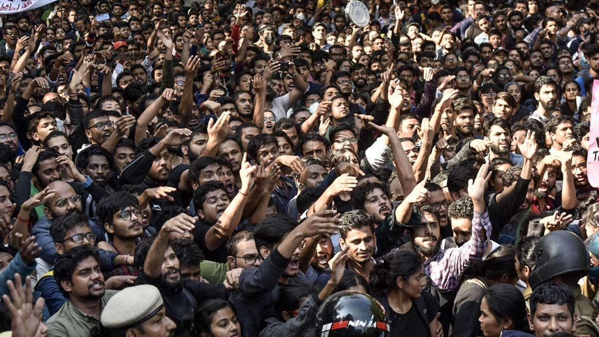 Why JNU is sceptical of Delhi Police