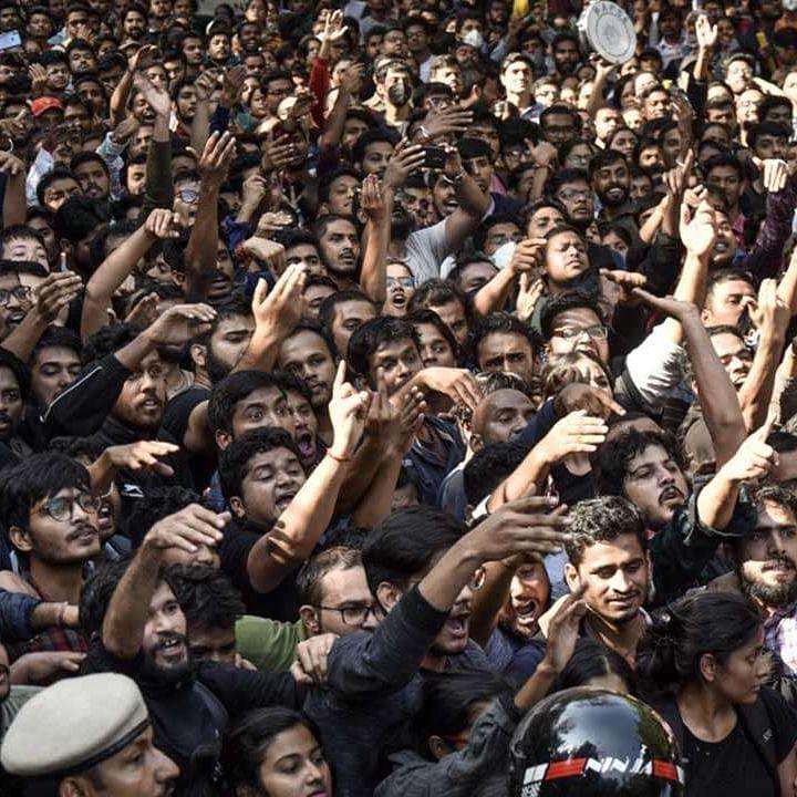 JNU Protests (File Photo)