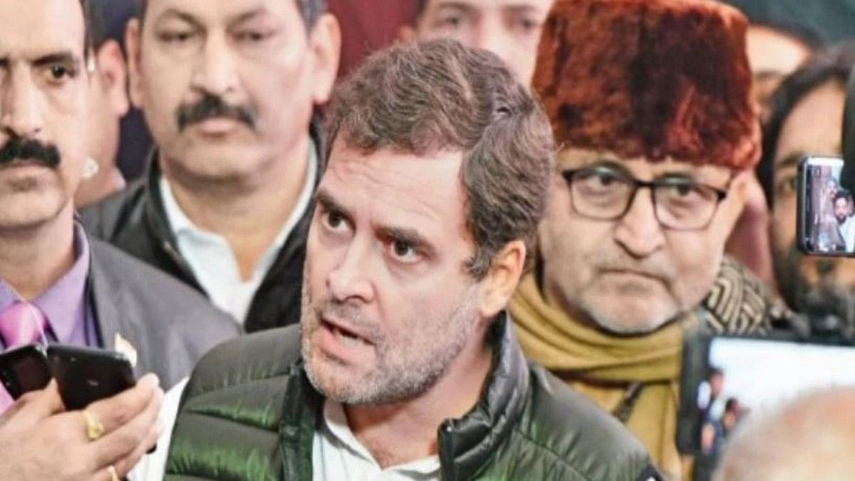 """Rahul Gandhi did not say """"women should be raped"""", as claimed by union minister Smriti Irani"""