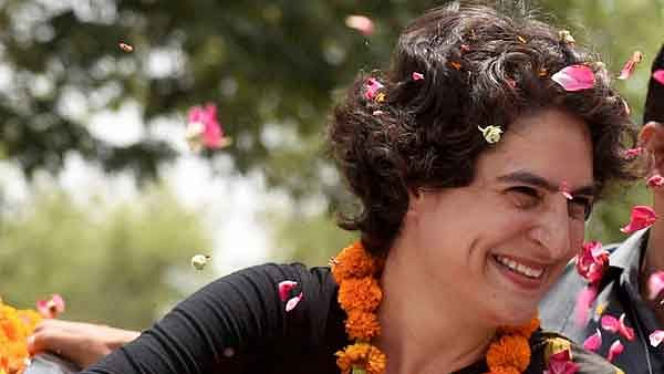 Priyanka Gandhi to visit Varanasi on Sunday