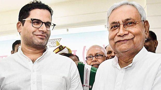 Nitish seeks Prashant Kishor's help to ward off potential challenger within JDU